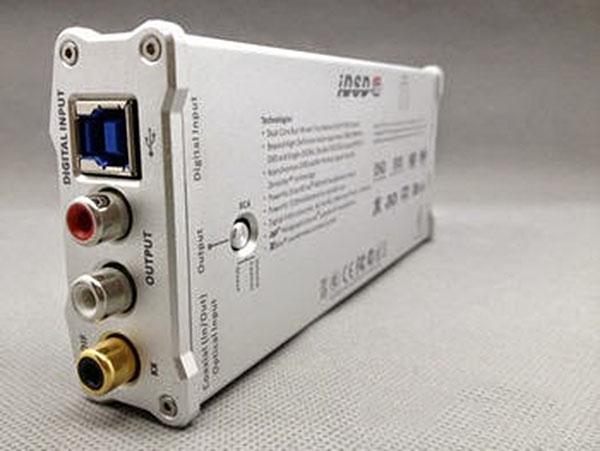 iFI-Audio全新micro iDSD便携解码耳放