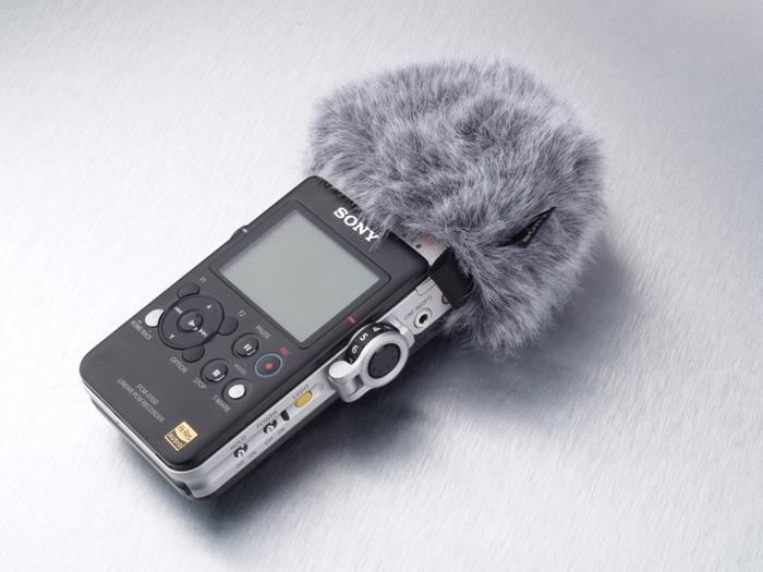 索尼d100 索尼PCM-D100数码录音棒录音演示 电视音响