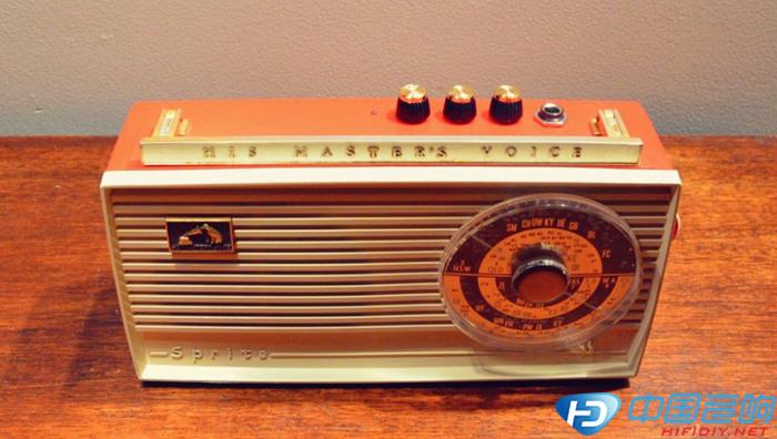 古典老收音机mod:爆改迷你吉他放大器