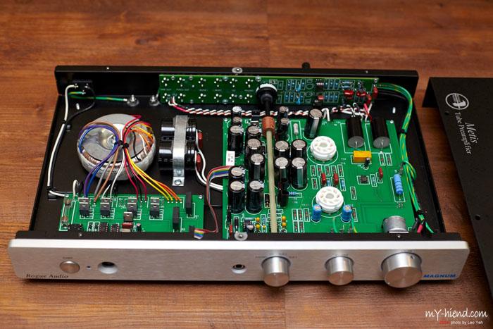 rogue audio metis magnum前级内部公开