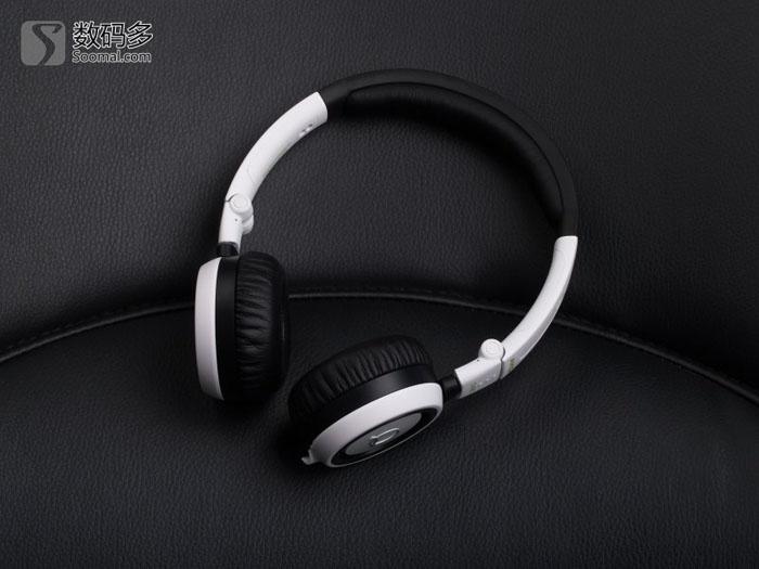 akg q460头戴式耳机图赏