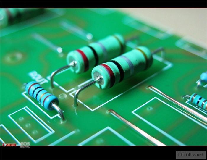电阻和跳线