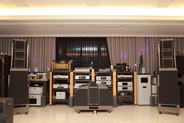 ASI空间实验室 Wilson Audio XLF调校记