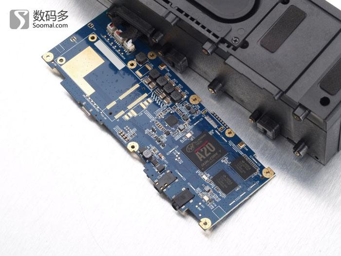 科大讯飞 vbox 智能音箱   电路板