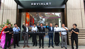 法国高端音响品牌Devialet帝瓦雷亚洲首间旗舰展示厅揭幕