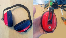 Sennheiser旧耳机改造:抑制噪音的蓝牙耳机
