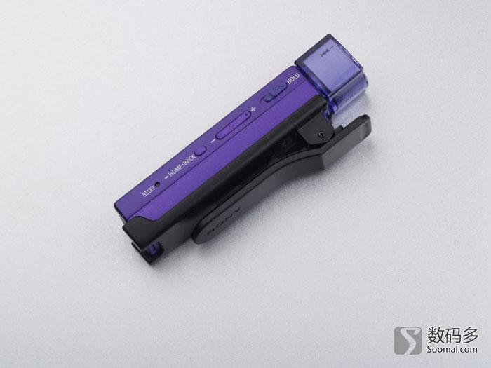 索尼NWZ-M504 Walkman便携式数字音频播放器图赏
