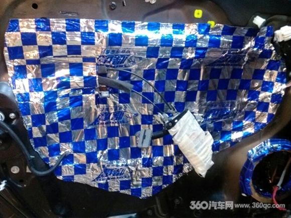 尽展音乐魅力 本田CR-V改装LUME音响