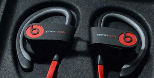 耳挂式耳机 Power beats Wireless开箱