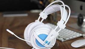 史上最轻7.1声道耳机 赛德斯A6