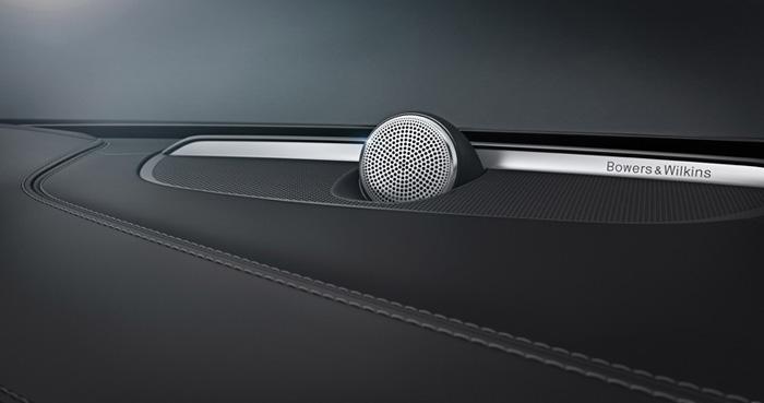 B&W为全新沃尔沃XC90打造顶置高音音响系统