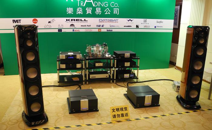 2014上海格兰披治音响展小记