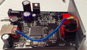 小摩CM6631 USB转S/PDIF,解决连接稳定性问题