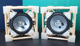 你造吗?简单几步DIY个性3D打印桌面音箱系统