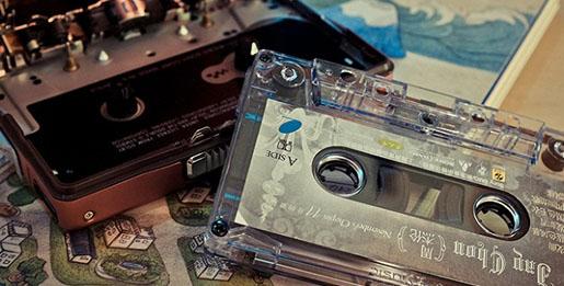 泛白的回忆 SONY Walkman EX921重开箱