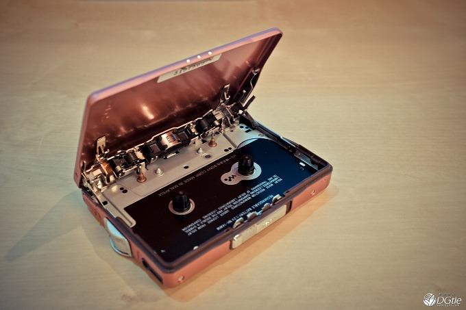 十一年后的再次开箱 SONY Walkman EX921赏析
