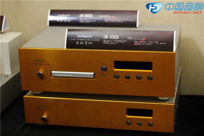 2014年11月28日至30日,2014广州国际音响唱片展上珠海丽磁作为国内知名的胆机品牌,展示里旗下包括古典式高档励磁喇叭、最新设计的电子管功放、CD播放机以及相应的电子管、丽磁电源等系列HIFI产品。
