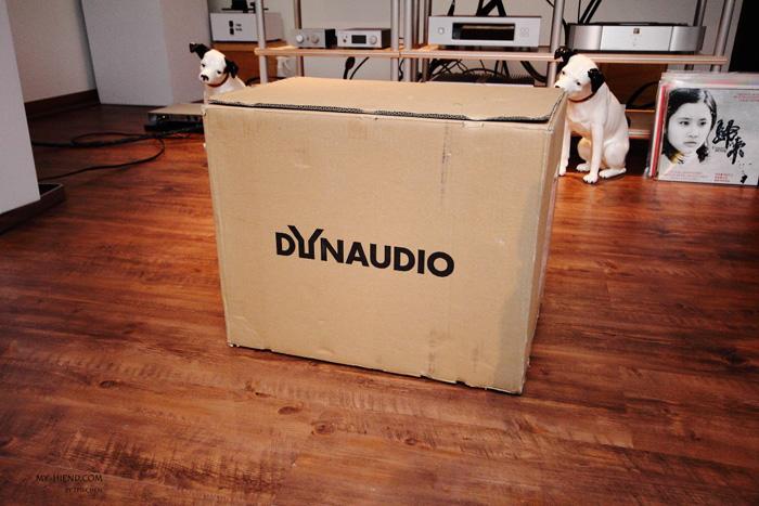 丹拿Dynaudio Excite X14书架喇叭开箱