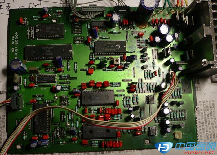 狮龙CDP-300机维修