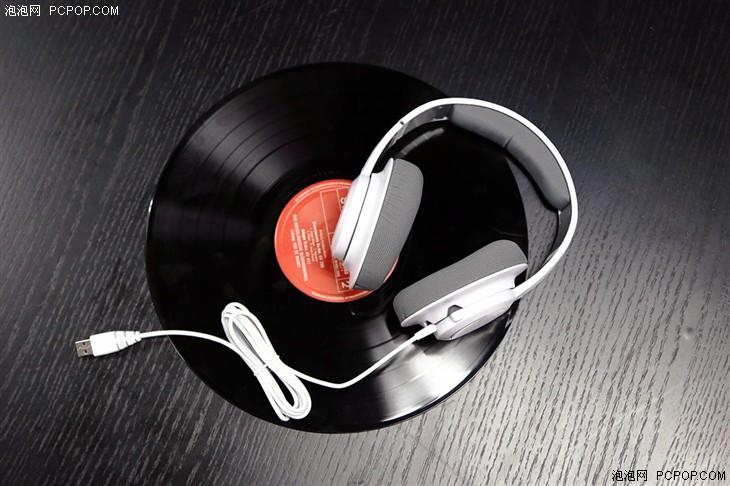 时尚简约 赛睿西伯利亚RAW Prism耳机