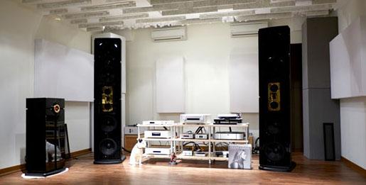 Steinway&Sons Model D Speaker开箱赏析