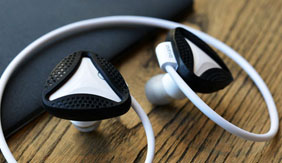 享受运动与音乐 OVEVO运动蓝牙耳机试玩