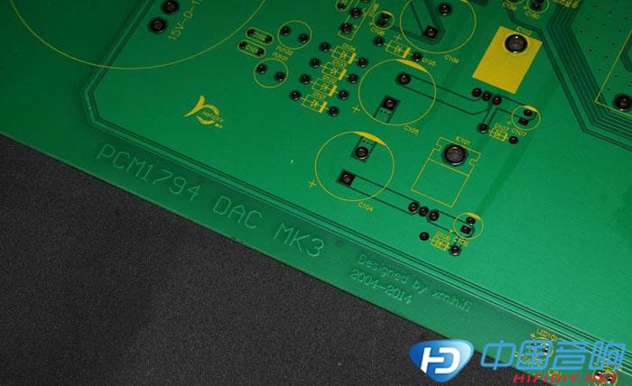 HIFIDIY论坛PCM1794十周年纪念版DIY制作