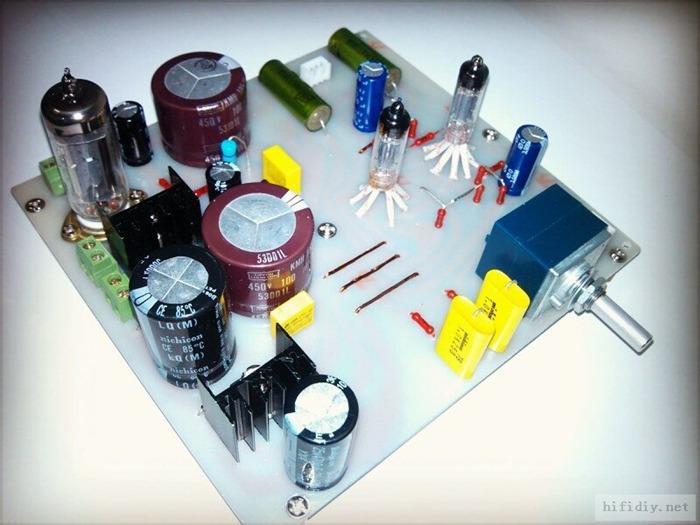 看图纸焊接稳压电路图