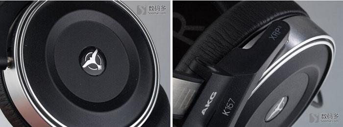 AKG K167 TIËSTO头戴式耳机评测