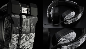 LINKIN PARK金属风 THP-01头戴式耳机