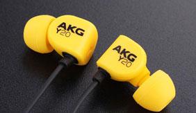让听音乐更时尚 AKG Y20耳机抢鲜评测