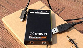 原木打造 IN2UIT I502C混合静电耳机与HPA-1耳机放大器