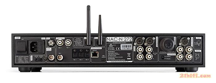Naim全能流媒体播放器NAC-N 272