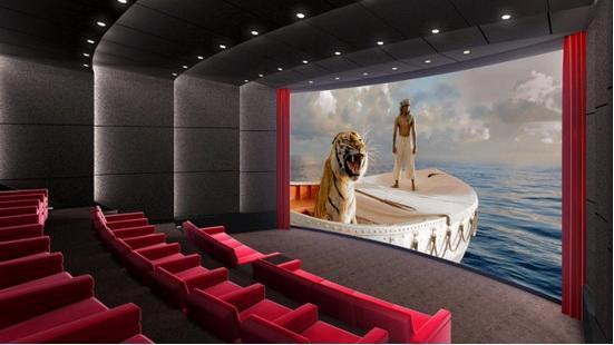 猜猜要把你家變成IMAX影院得花多少錢?