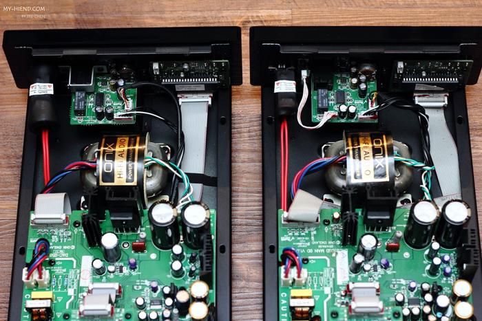 Onix的DAC/耳放从DAC25开始,持续调整内部用料设计,提升功能和效能,尔後推出的DAC25A、DAC25B都有不少的用家支持,但过去的版本皆无法处理数位串流风潮中大行其道的DSD音乐档案,现在新的DAC25DSD终於让Onix的爱好者可以享受到DSD音乐档案了.这次开箱也同时向代理商商借受到好评的DAC25B一同比较,DAC25B在过去也曾介绍过,这次可以同时观察在外型及内部上,看看两者有何不同.