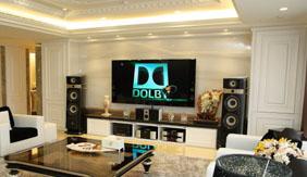 Dolby Atmos顶级家庭影院构建