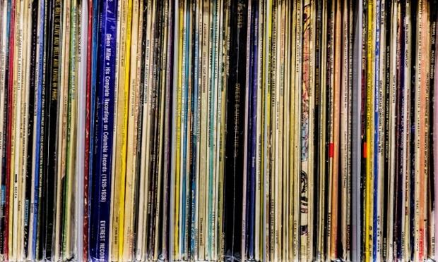 他拥有全世界最大的黑胶唱片收藏