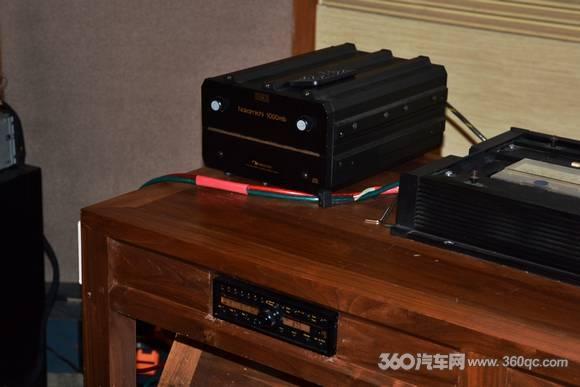 奇系列两路功率放大器 -中国音响图片