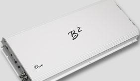 挑战极限 丹麦B2 audio Duo MK2顶级两路功率放大器