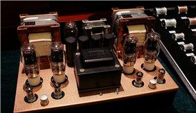 珠海贵族音响211 Ongaku合并式功放&2A3单端并联立体声功放套件