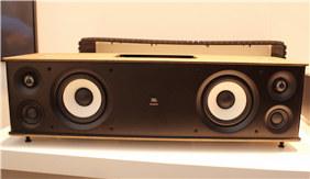 JBL新款无线音箱Authentics L16首次亮相2015 SIAV音响展
