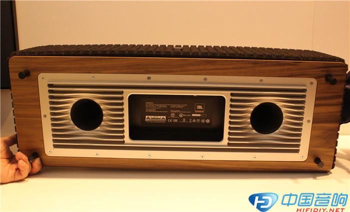 jbl authentics无线音箱