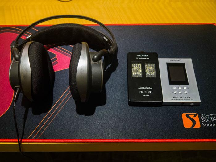 声音毒药 Aune B1便携式耳机放大器试用