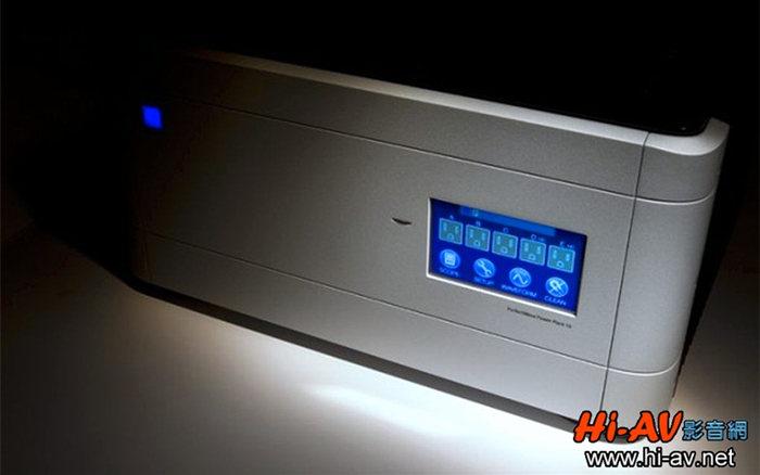 PS AUDIO P10电源处置器