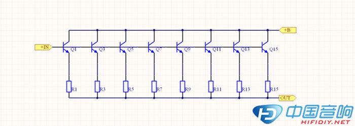电流输出板