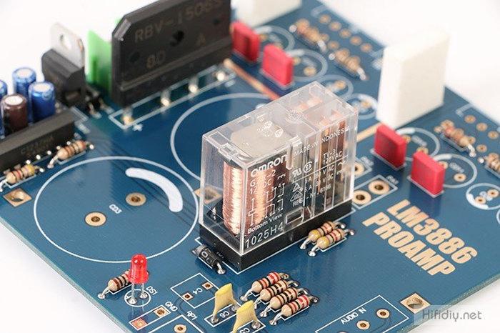 lm3886电路板焊接要点详述