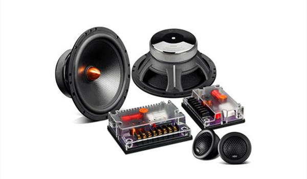 惠威EX650汽车音响喇叭