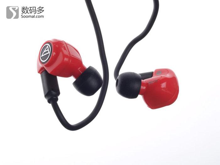 铁三角ATH-IM70入耳式耳机图赏