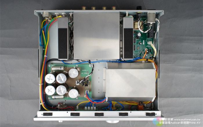 RSA-M3EX内部结构