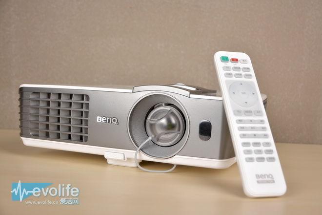 电视盒还是投影仪? 明基i701JD给出的答案是当家庭影院